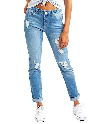 Resfeber Women's Boyfriend Jeans