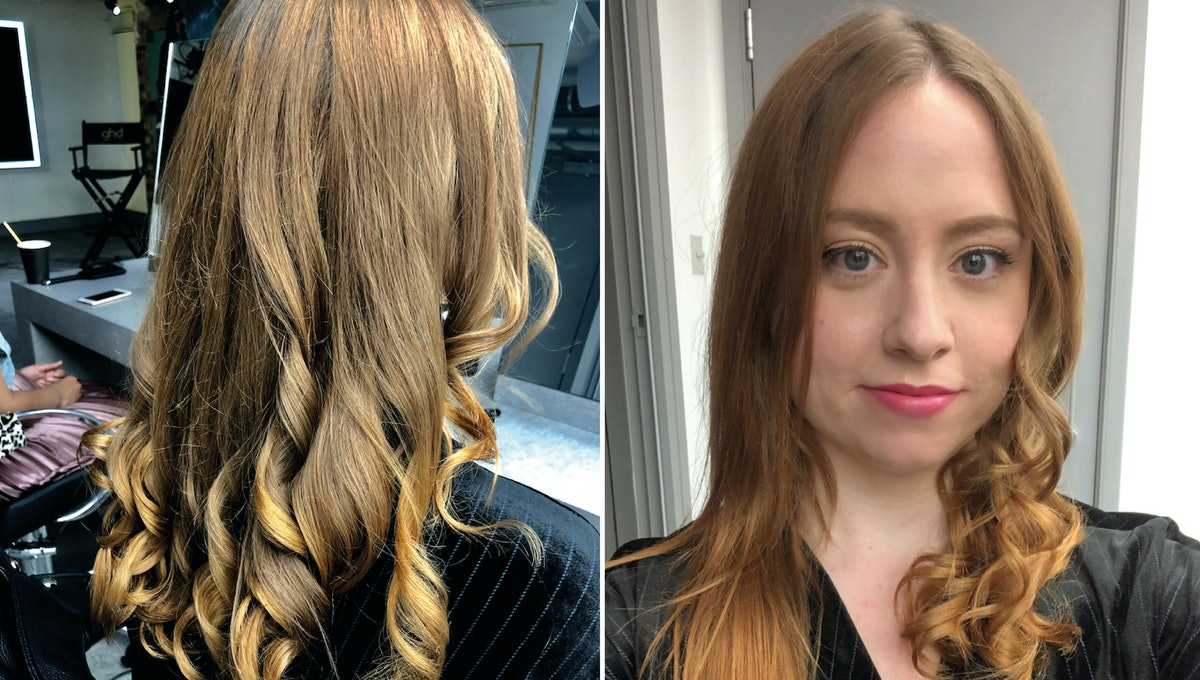 I Tried The GHD Oracle Curler & It's An Absolute Game Changer