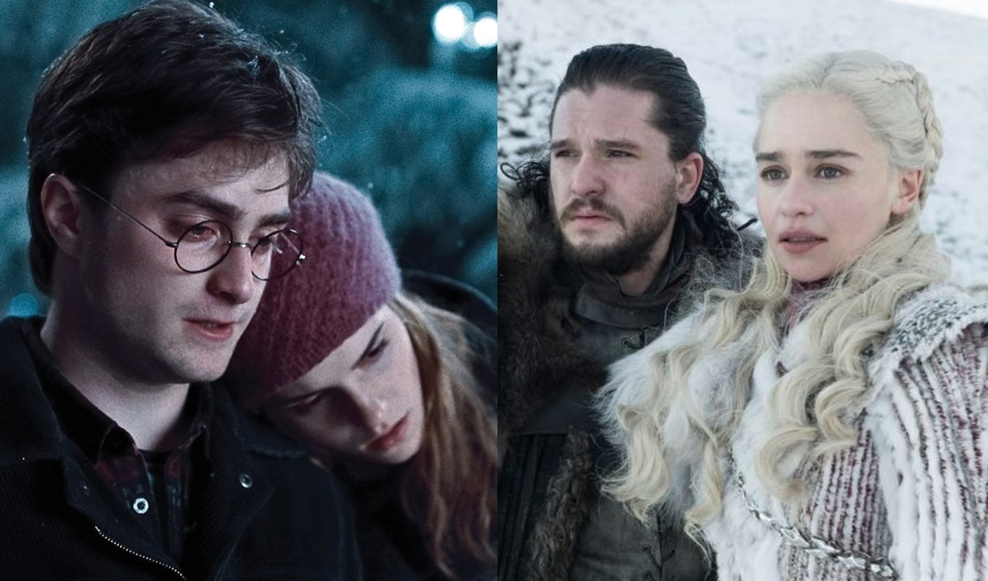 6 Of The Best 'Harry Potter' & 'Game Of Thrones' Fan Fiction Hybrids