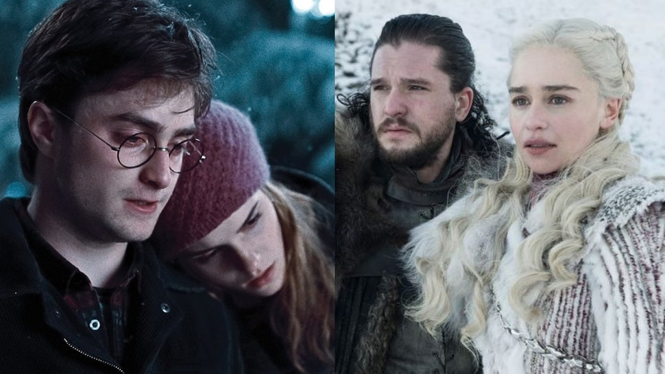 6 Of The Best 'Harry Potter' & 'Game Of Thrones' Fan Fiction