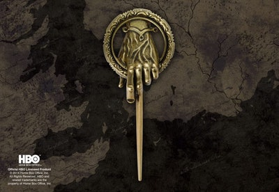 The Hand Of The King Pin