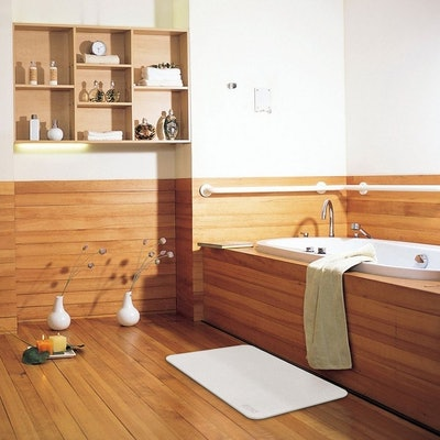 Diatomaceous Earth Antibacterial Bath Mat