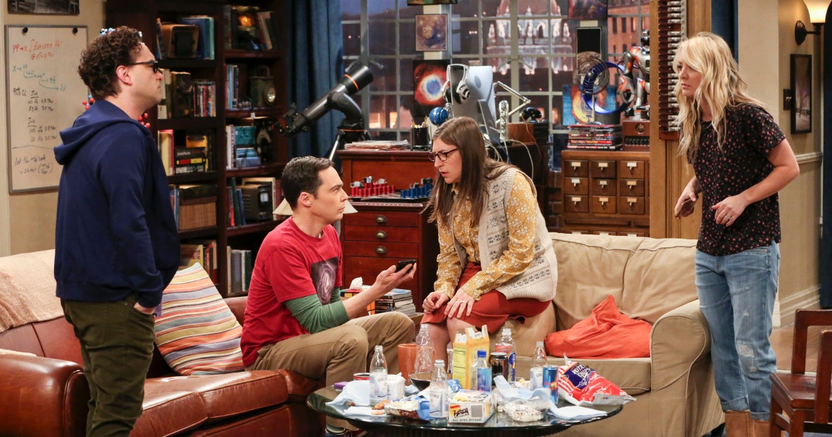 11 Tweets About The Series Finale Of 'The Big Bang Theory' That Prove It Will Be Missed