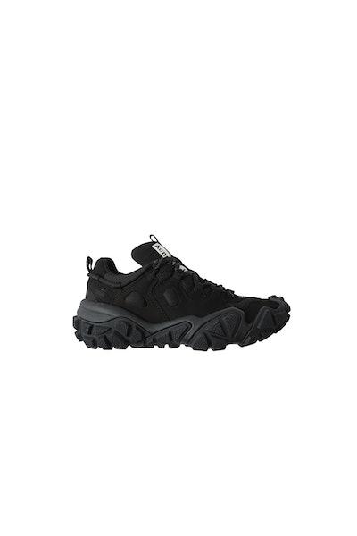 Technical sneakers black/black