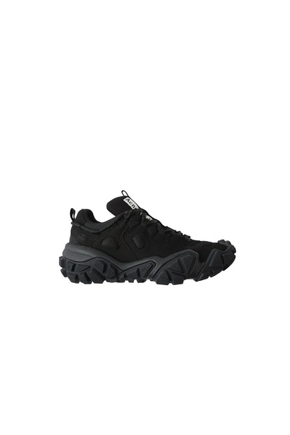 Technical sneakers black/black