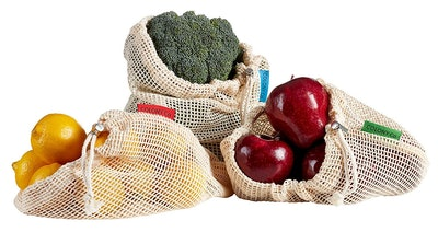 Colony Co. Reusable Produce Bags (Set of 9)