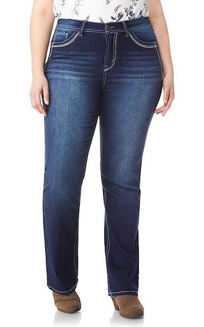 WallFlower Plus-Size Bootcut Jeans