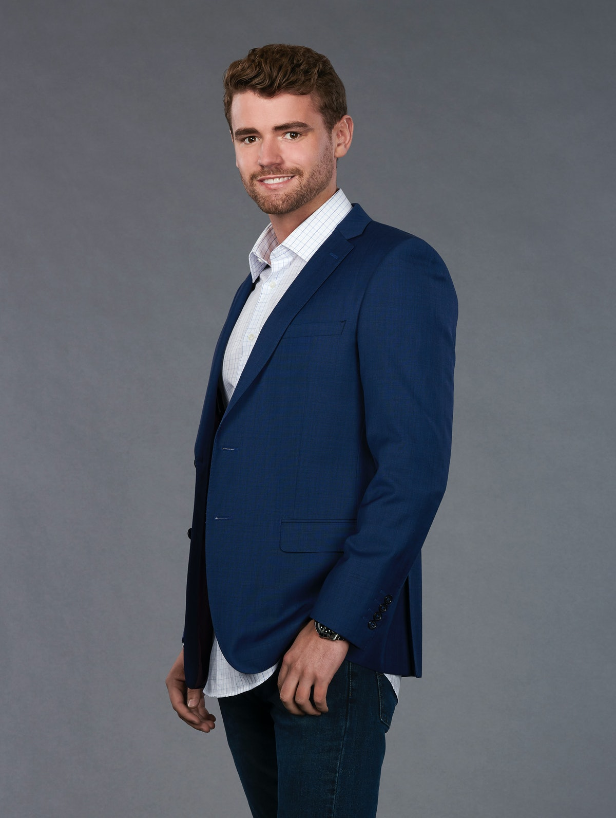 What Is Luke S.'s Job? 'The Bachelorette' Contestant Has An Important Title Fellow Americans