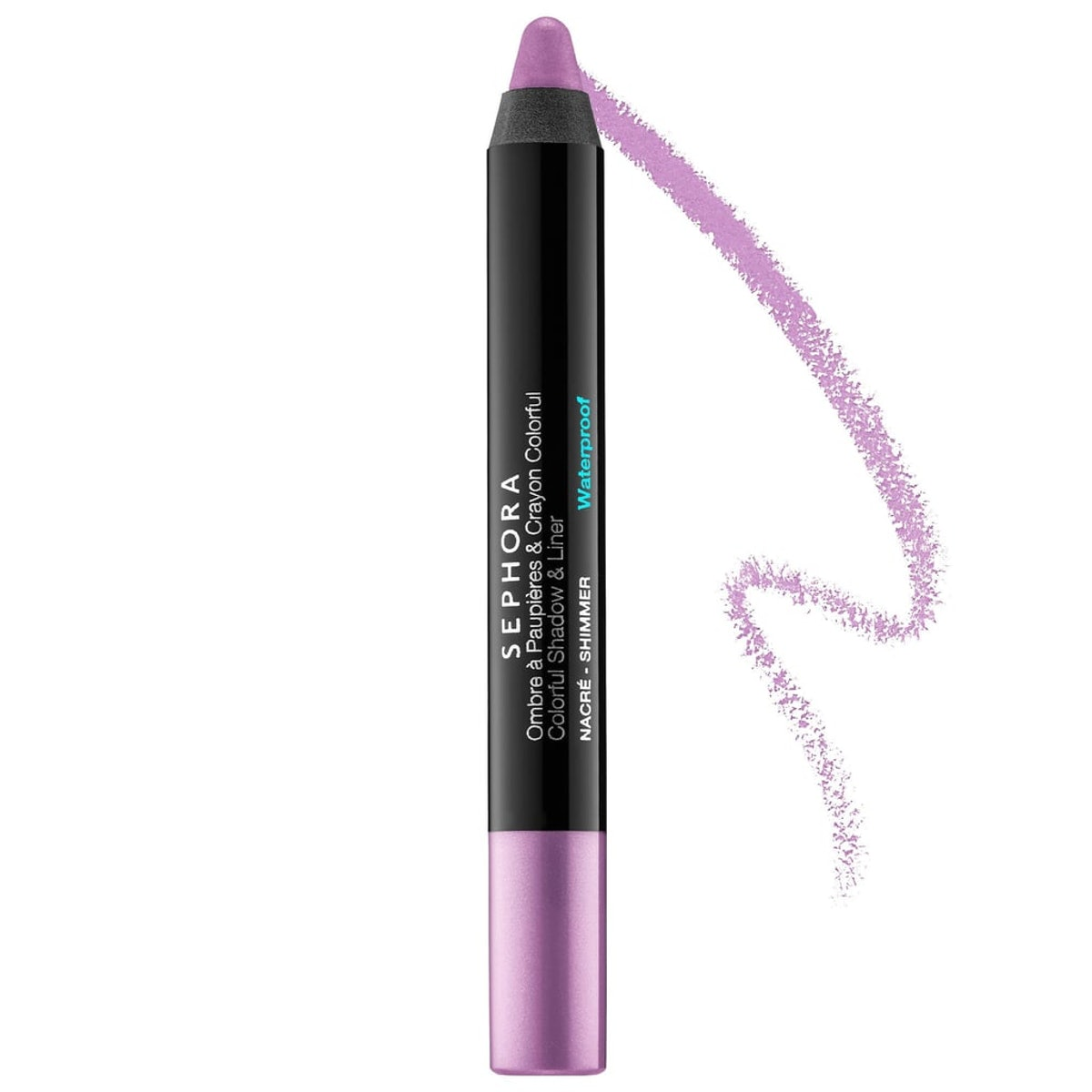 """Sephora Collection Colorful Shadow & Liner in """"Lilac Shimmer"""""""