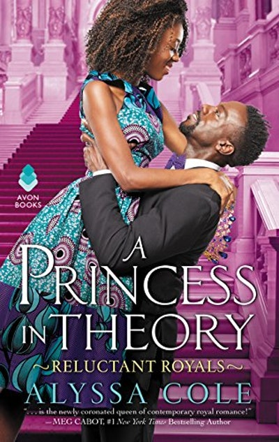 """A Princess in Theory: Reluctant Royals"""