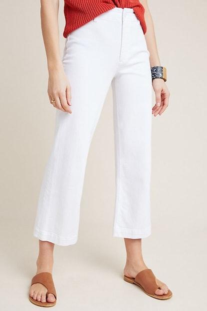 Nellie High-Rise Culotte Jeans