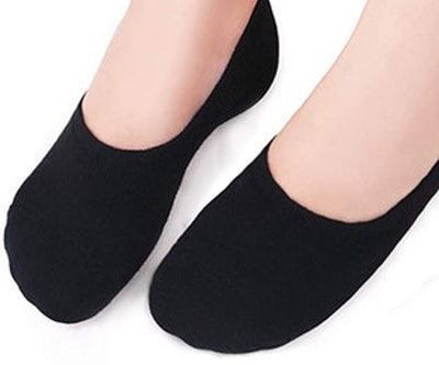 Vero Monte Women's No-Show Socks (4-Pack)