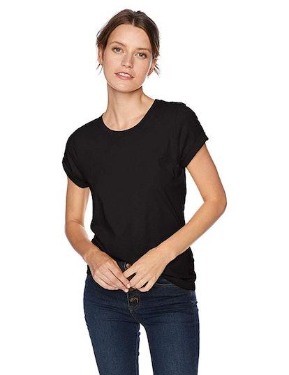 J. Crew Mercantile Women's Basic Crewneck T-Shirt