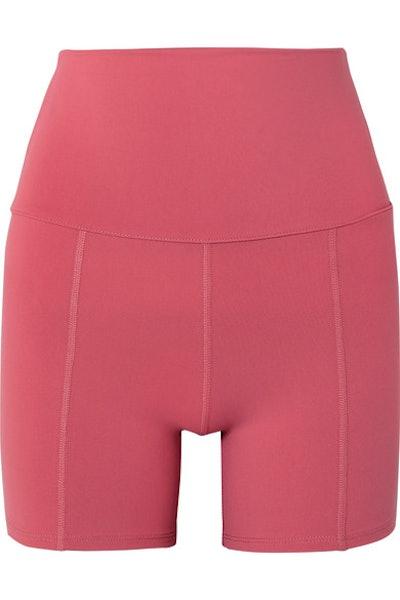 Geometric Stretch Supplex Shorts