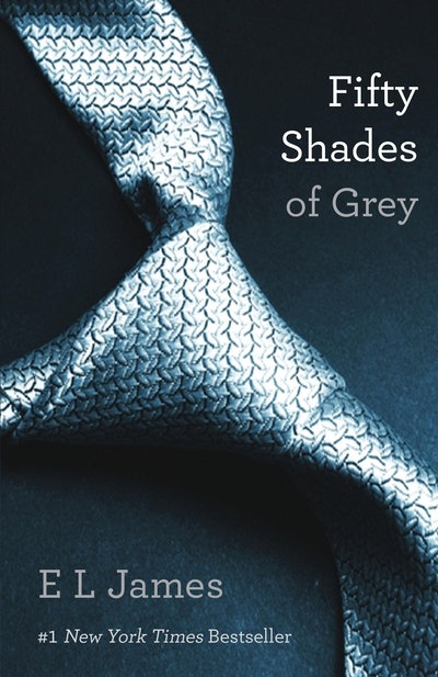 """Fifty Shades of Grey"" by E.L. James"