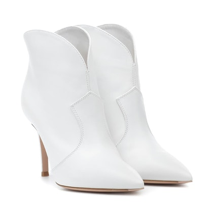 Mable 85 Leather Ankle Boot