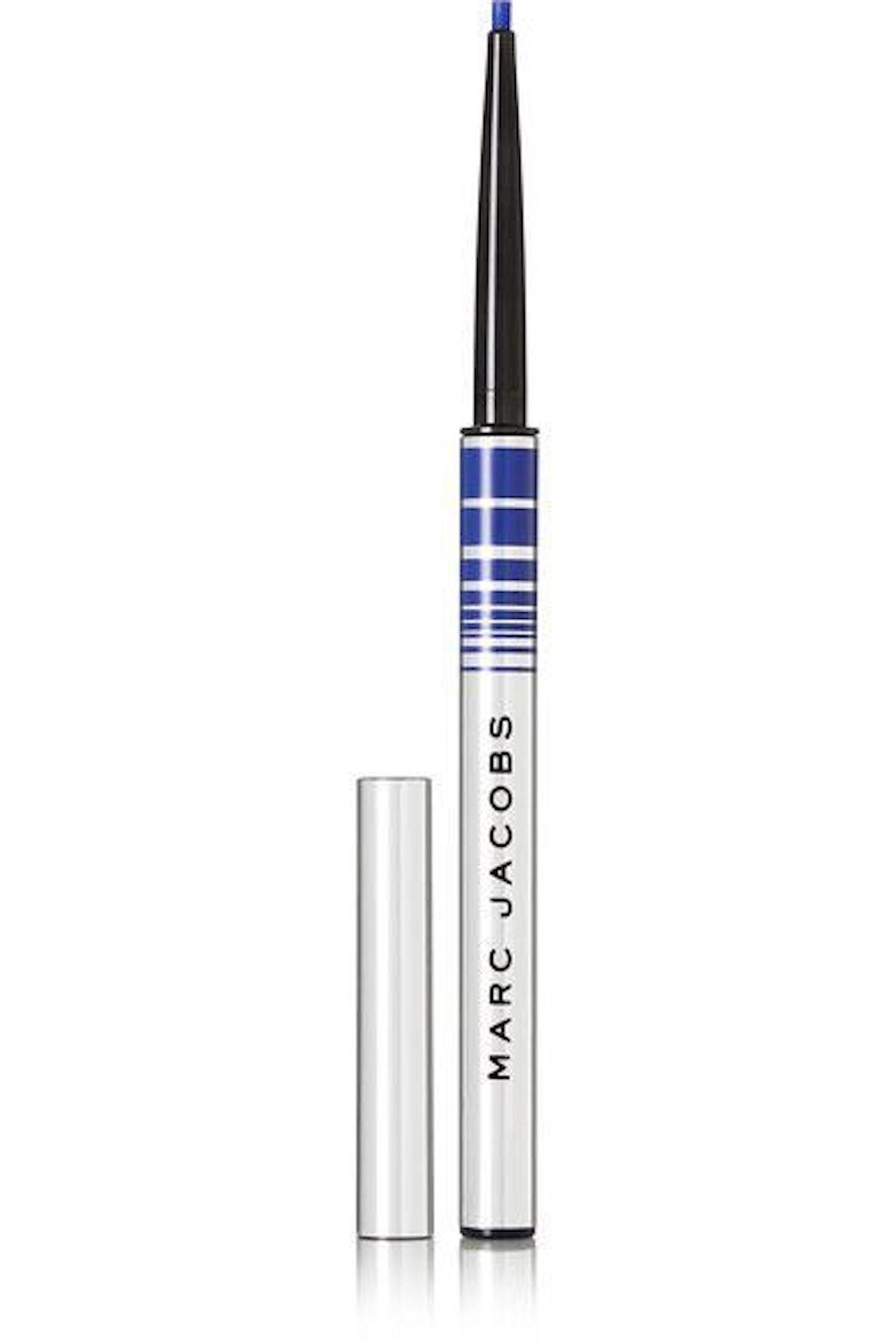 """Marc Jacobs Beauty Fineliner Ultra-Skinny Gel Eye Crayon Eyeliner in """"Code Blue"""""""