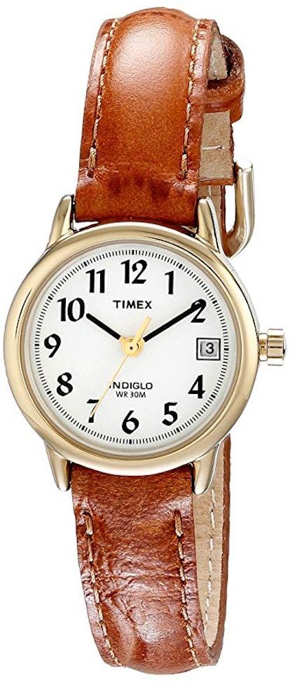 Timex Women's Indiglo Easy Reader Analog Watch