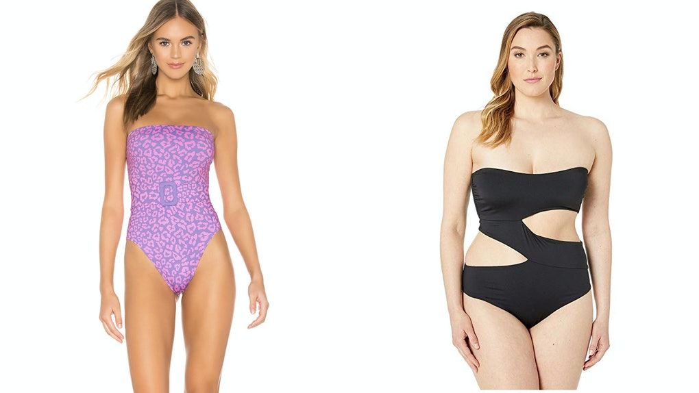 feb6b2833f9a6 These Summer 2019 One-Piece Swimsuit Trends Will Make Your Temperature Rise