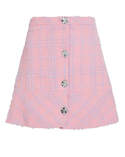 Milana Bouclé Mini Skirt
