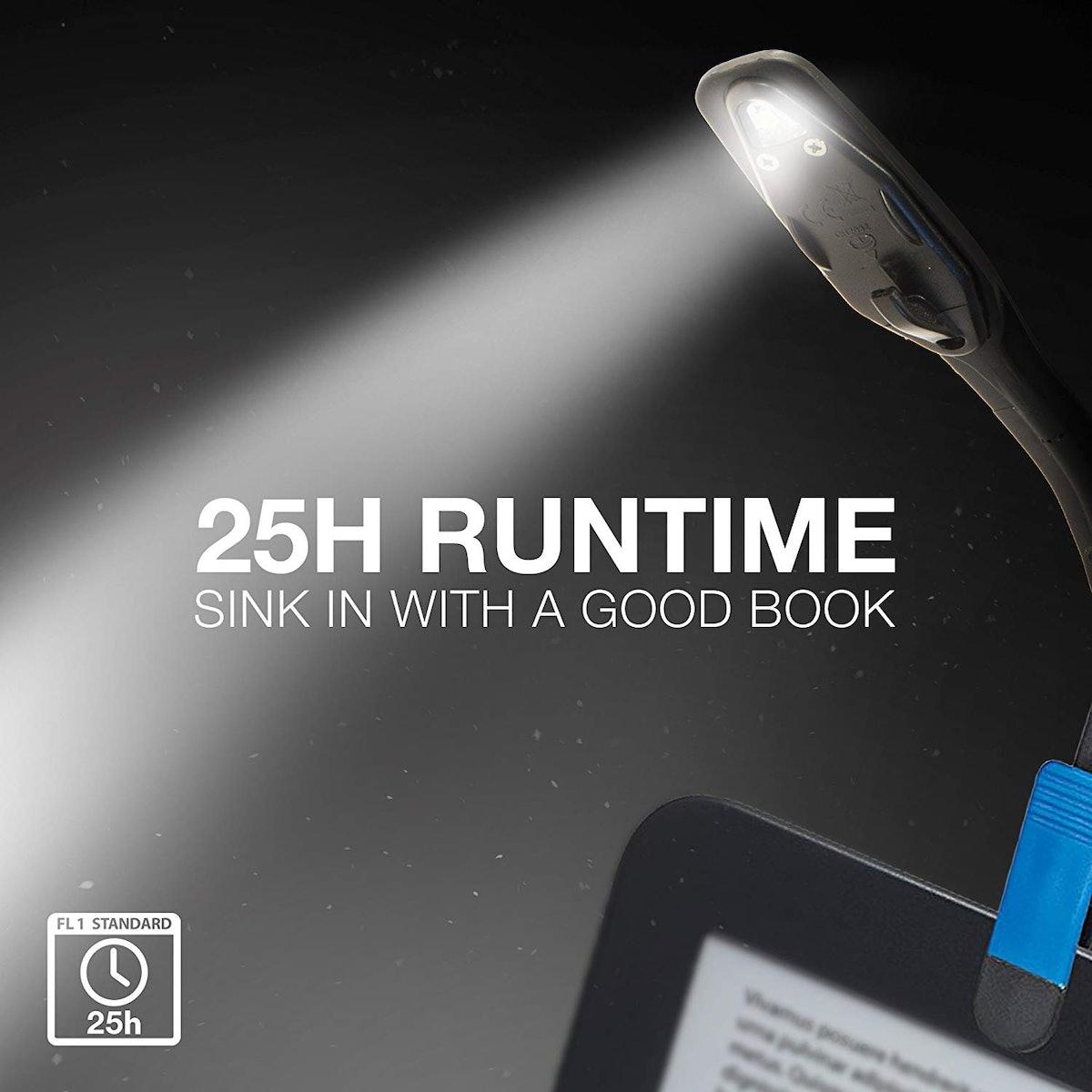 Energizer LED Clip-On Book Light