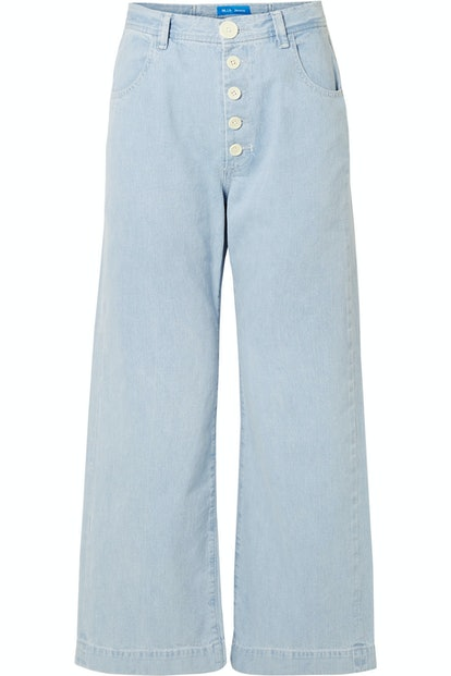 Paradise High-Rise Wide-Leg Jeans