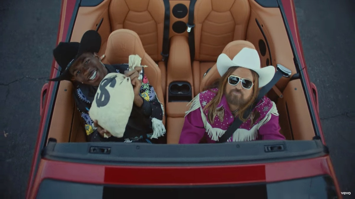 """Lil Nas X's """"Old Town Road"""" Music Video Has So Many Celeb Cameos, Because It's That Good"""