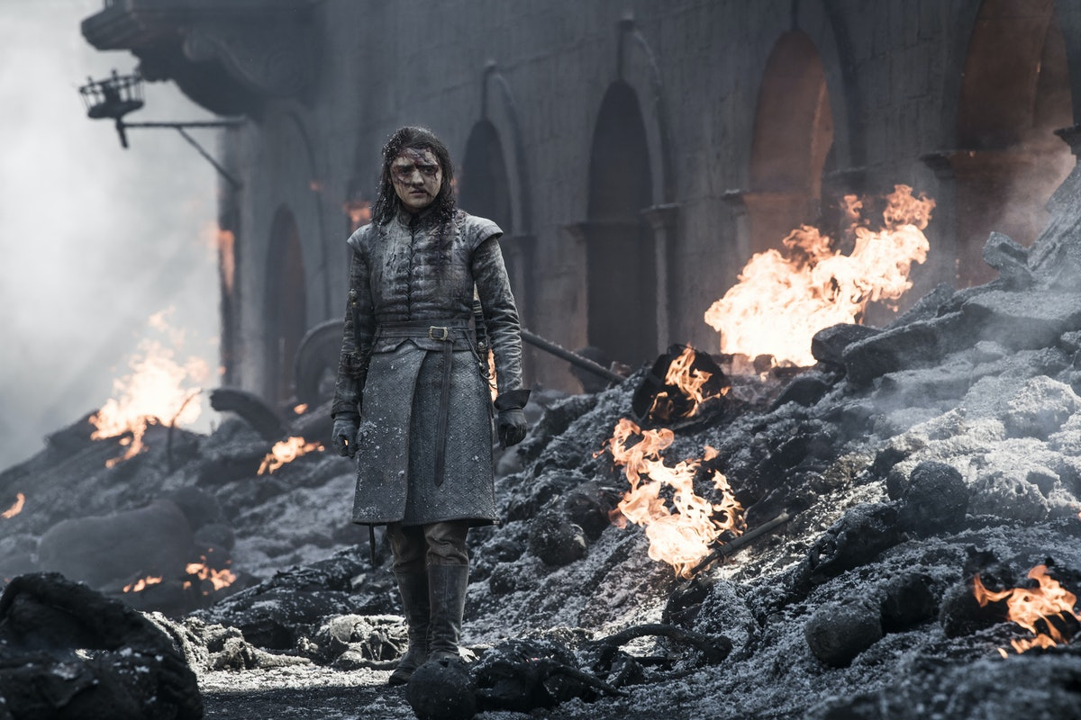 These 5 Theories About Arya's Fate In The 'Game Of Thrones' Series Finale Point To A Surprisingly Happy Ending