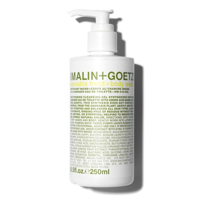 Malin + Goetz Cannabis Hand & Body Wash