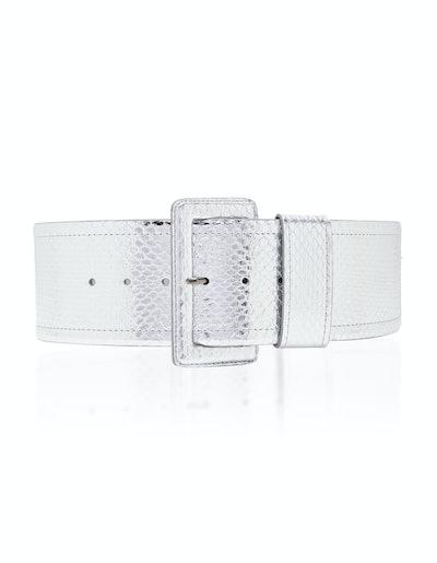 Snakeskin Waist Belt