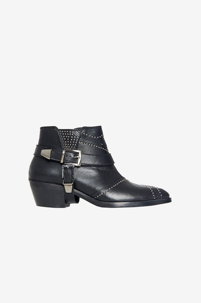 Bianca Boots in Black
