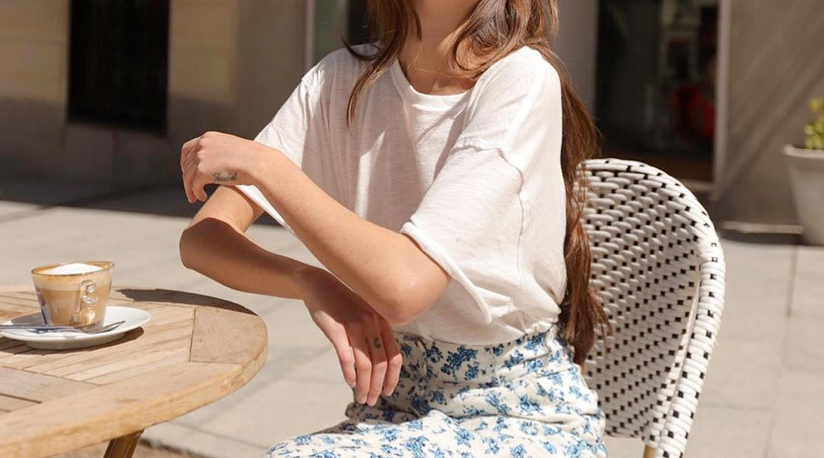 How To Dress Up A T-Shirt For Warm Weather Now That Summer Is Almost Here