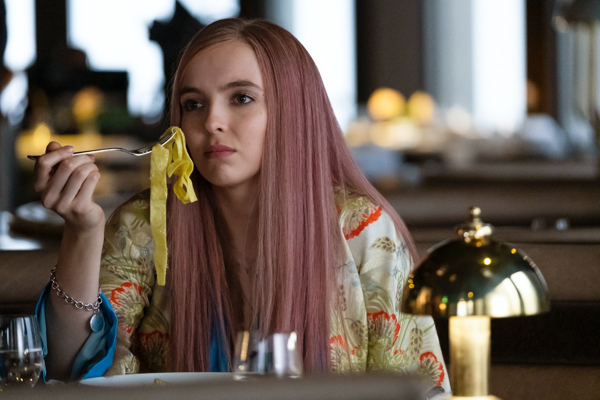 Villanelle's 14 Best 'Killing Eve' Lines Show Her Sense Of Humor Is Just As Twisted As She Is