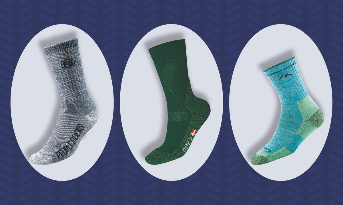 The 5 Best Socks For Hiking
