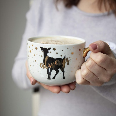 Harry Potter Latte Coffee Mug Set