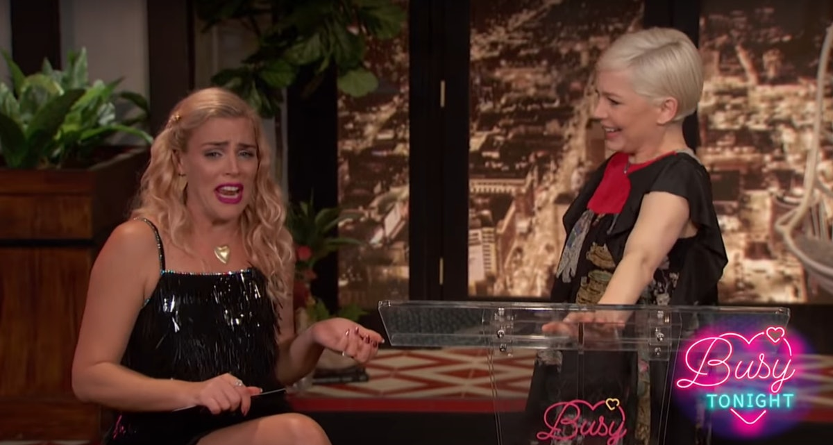 Michelle Williams' 'Busy Tonight' Finale Appearance Had Her Daughter's Approval For A Moving Reason — VIDEO