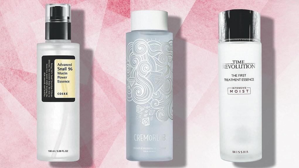 The 5 Best Korean Essences For Combination Skin
