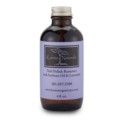 Karma Naturals Organic Nail Polish Remover