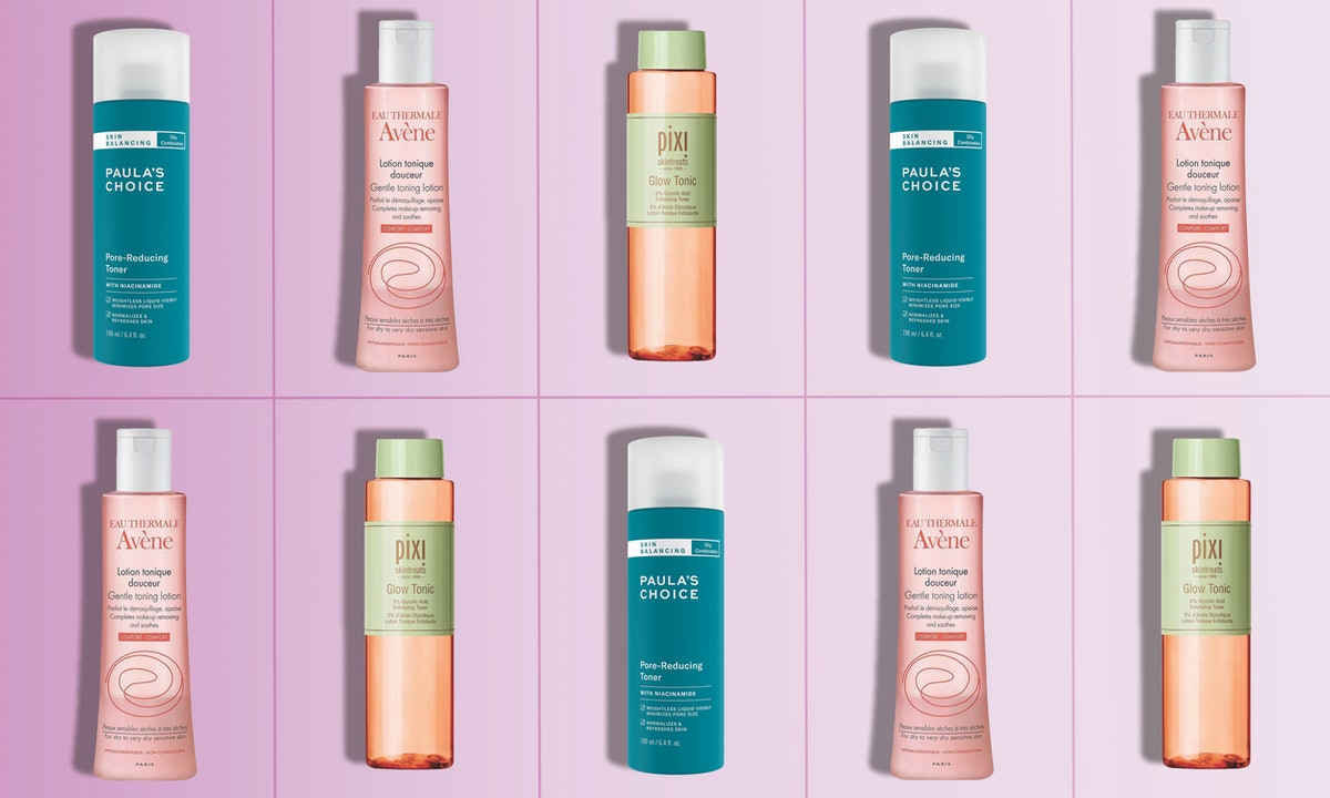The 5 Best Alcohol-Free Toners