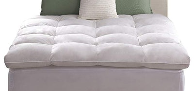 Pacific Coast Feather Company Luxe Loft  Feather Bed Mattress Topper