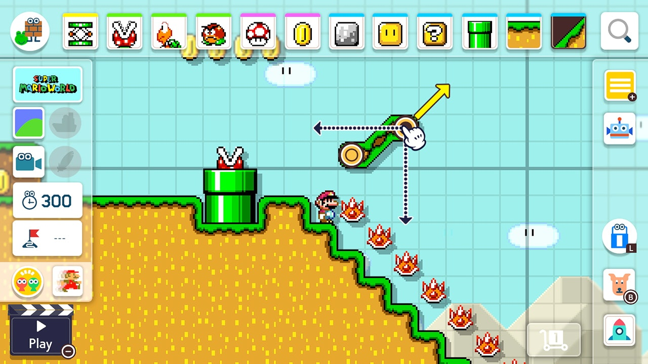 Super Mario Maker 2 For Nintendo Switch Will Allow You To Make