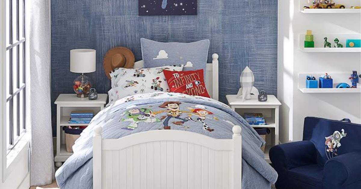 The Toy Story Pottery Barn Kids Collection Is Here Just