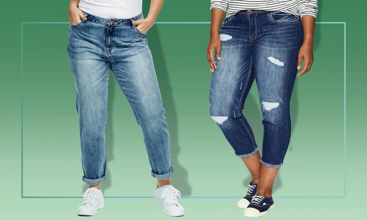 The 10 Best Plus-Size Jeans
