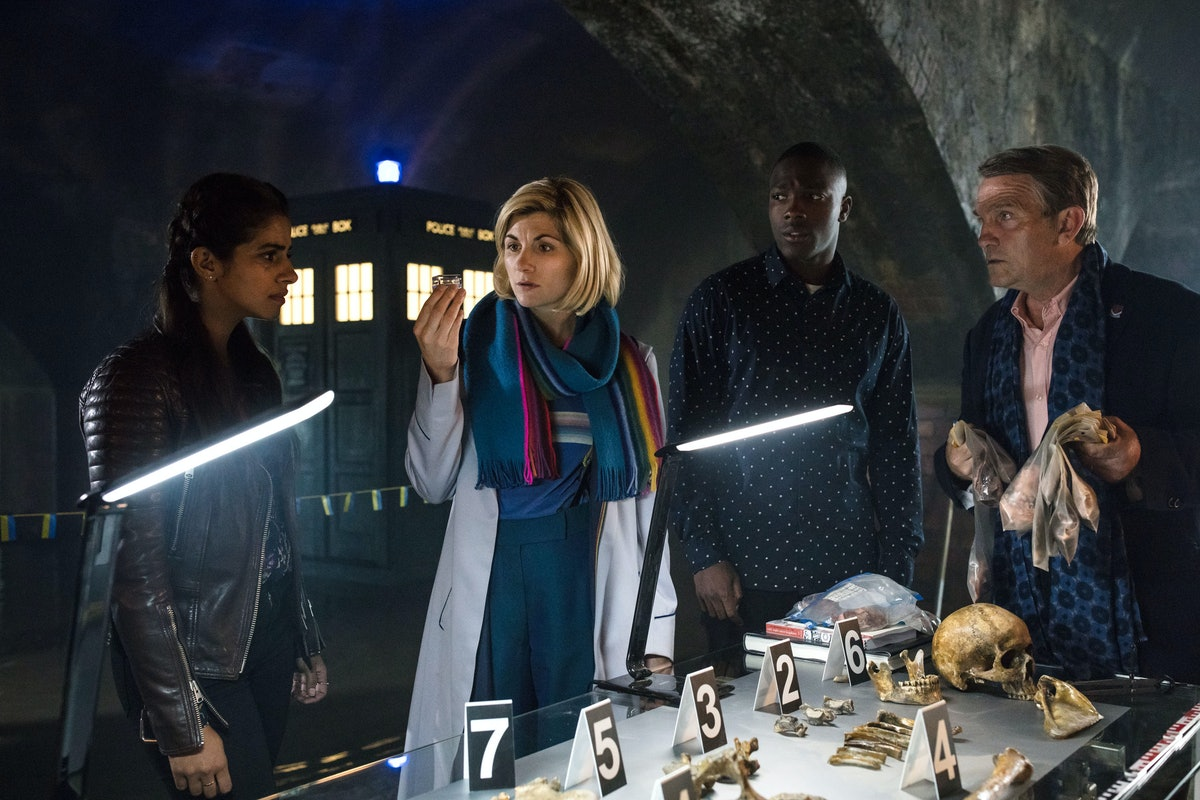 'Doctor Who's Interactive Episode Will Involve Virtual Reality & I'm Ready For The Future Of Telly