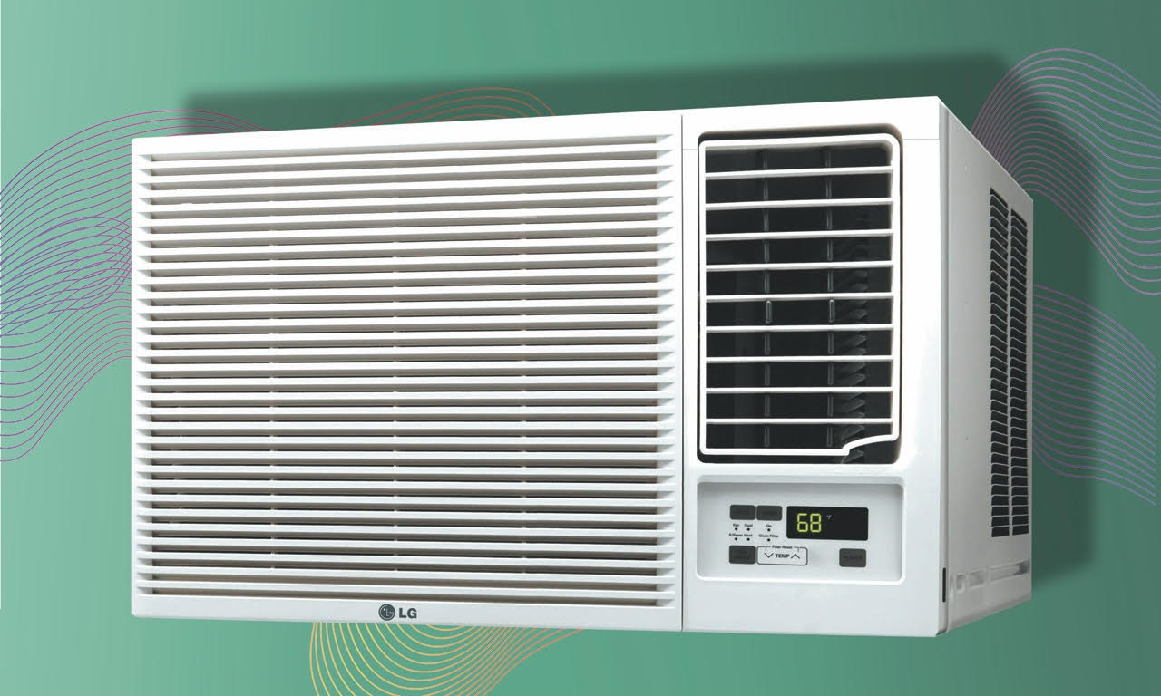 The 3 Best Window Air Conditioners With Heat