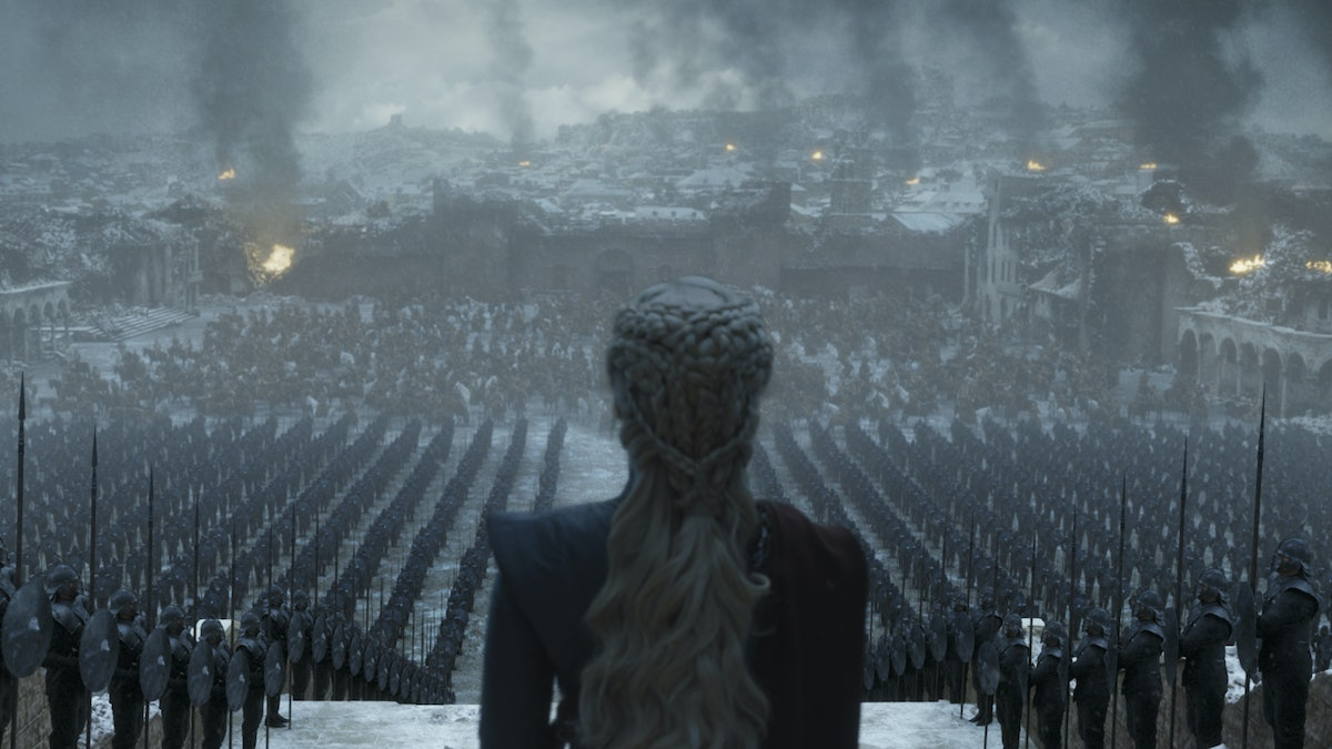 Daenerys' Fate On 'Game Of Thrones' Was An Emotional Shocker
