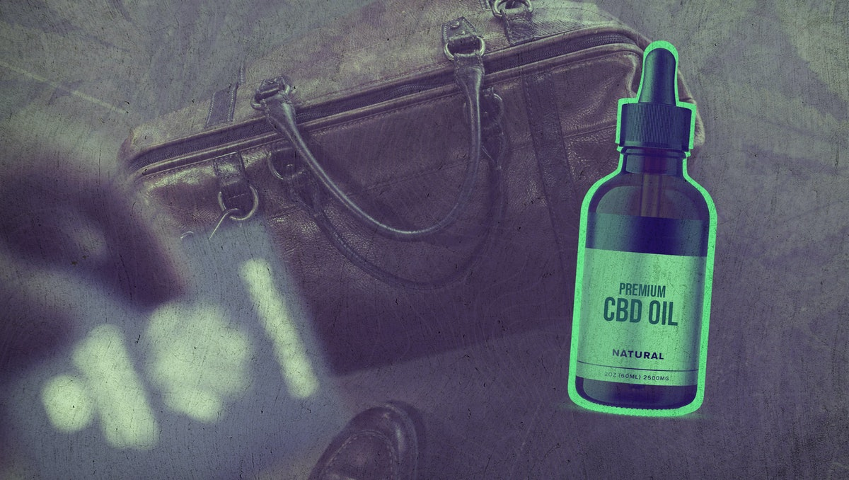 Is flying with CBD legal? The answer is far more complicated than you'd think