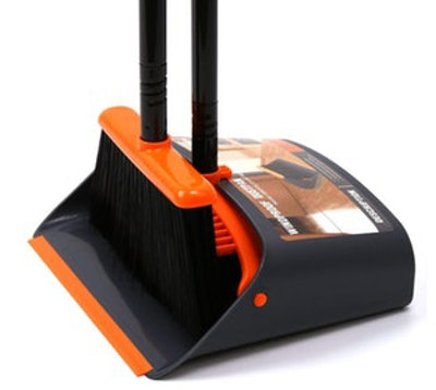 TreeLen Dust Pan and Broom Combo Set