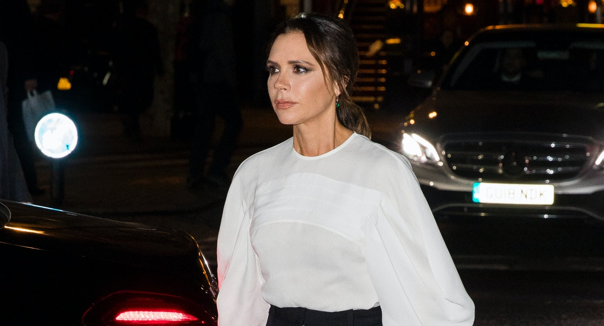 What Is Moon Water? Victoria Beckham's New Fave Drink Sounds Seriously Intriguing
