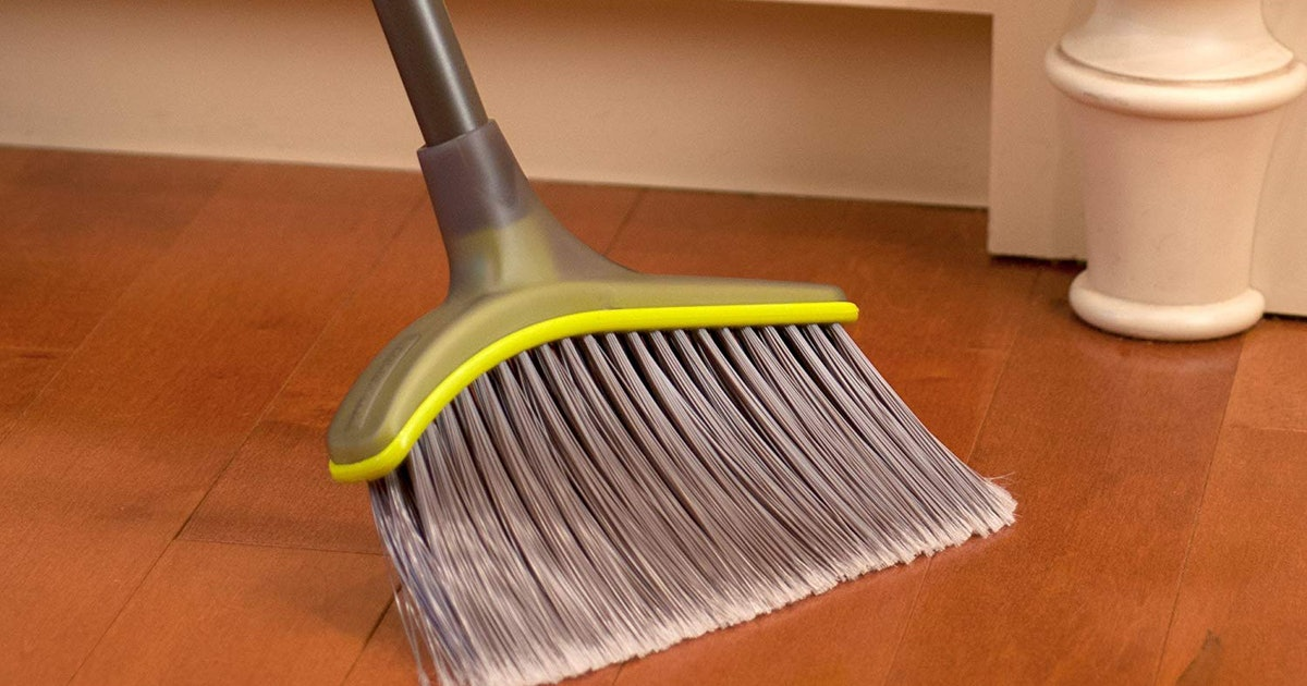 The 4 Best Brooms For Hardwood Floors